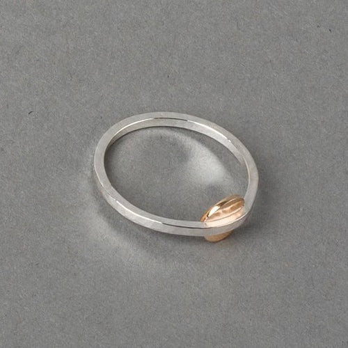 ZILKER TWO-TONE RING