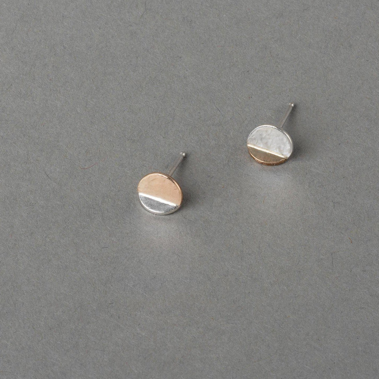 REFLECTION TWO-TONE STUD