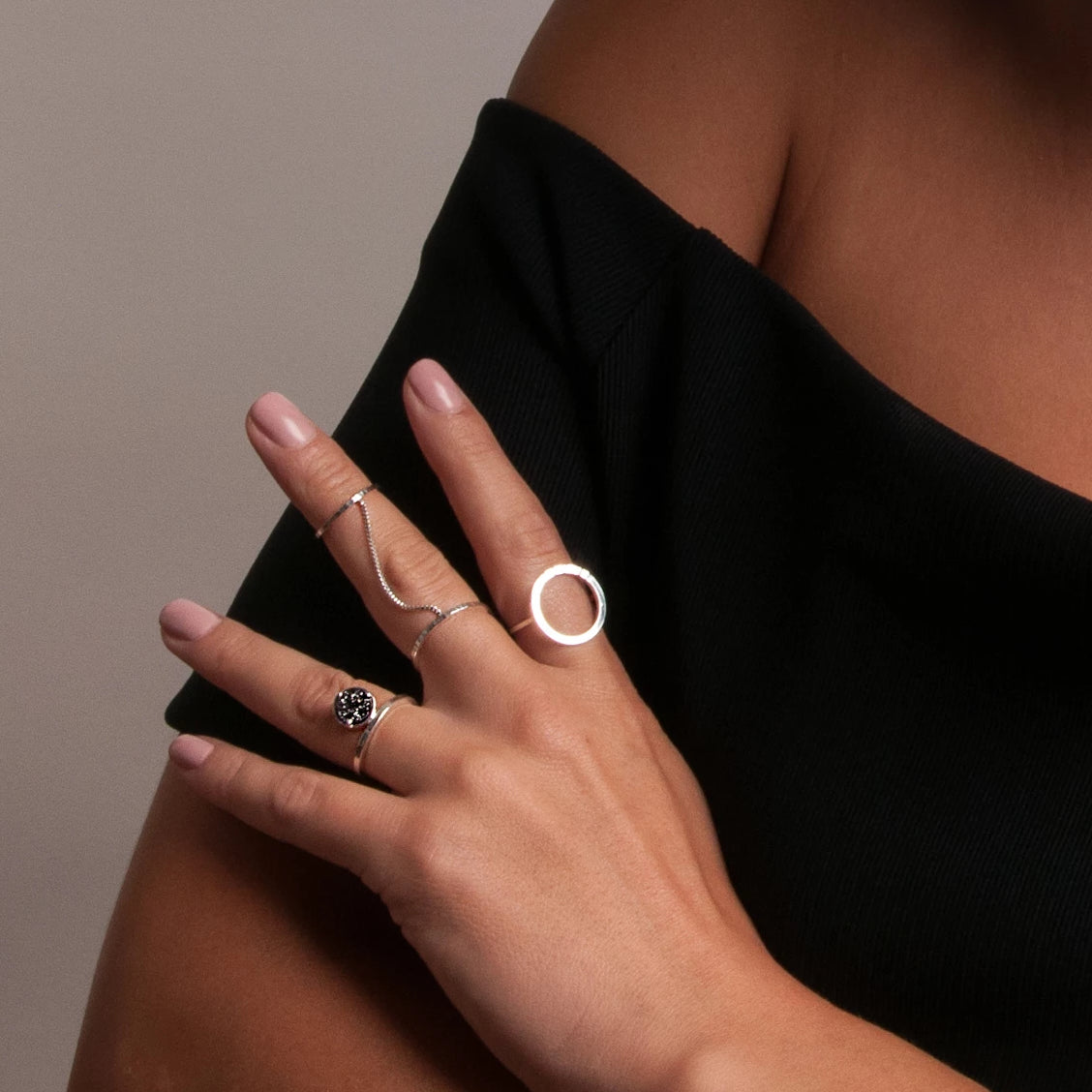 SUNDIAL DOUBLE RING