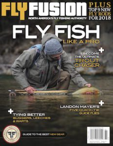 Fly Fusion Volume 15, Issue 1 (Winter 2018)