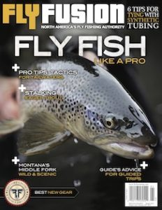 Fly Fusion Volume 16, Issue 1 (Winter 2019)
