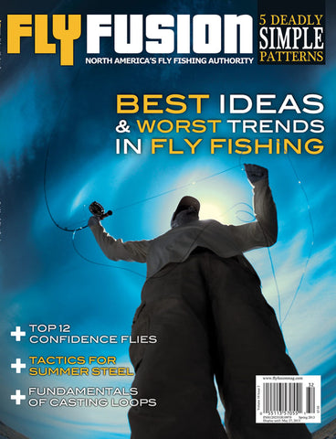Fly Fusion Volume 10, Issue 2 (Spring 2013)