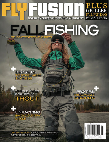 Fly Fusion Volume 16, Issue 4 (Fall 2019)