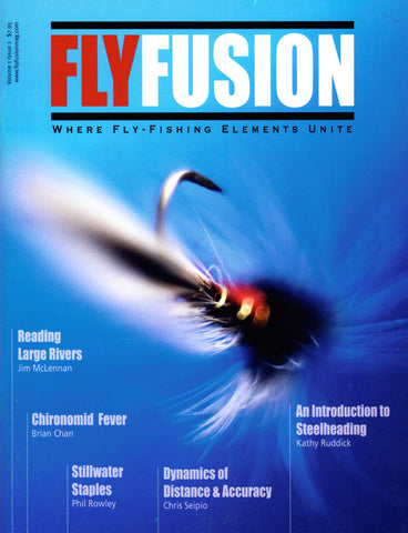 Fly Fusion Volume 1, Issue 1 (2004)