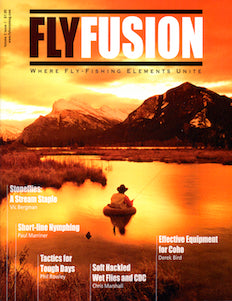 Fly Fusion Volume 2, Issue 1 (Spring 2005)