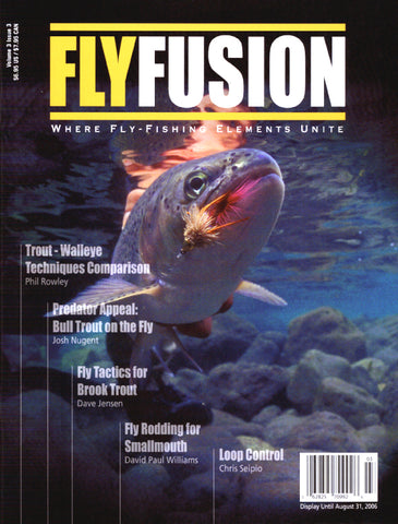 Fly Fusion Volume 3, Issue 3 (Summer 2006)