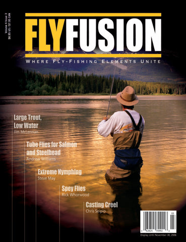 Fly Fusion Volume 3, Issue 4 (Fall 2006)