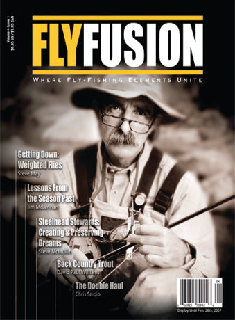 Fly Fusion Volume 4, Issue 1 (Winter 2007)