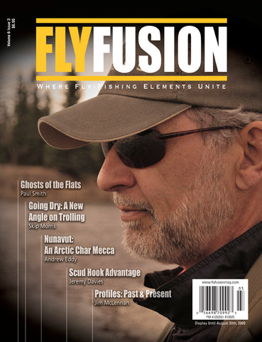 Fly Fusion Volume 6, Issue 3 (Summer 2009)