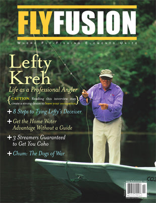 Fly Fusion Volume 6, Issue 4 (Fall 2009)