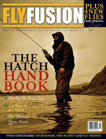 Fly Fusion Volume 7, Issue 2 (Spring 2010)