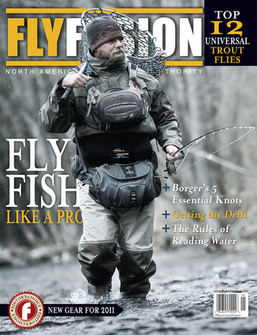 Fly Fusion Volume 8, Issue 1 (Winter 2011)