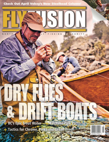 Fly Fusion Volume 8, Issue 3 (Summer 2011)