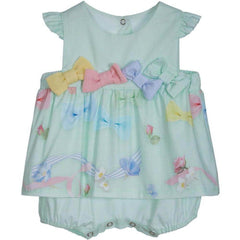 lapin house baby girls mint shortie kathryns