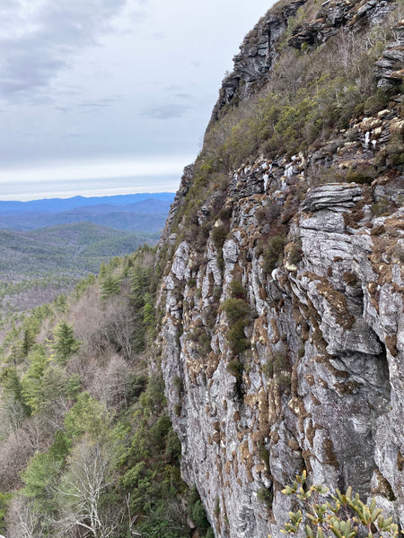 Devil's Cellar in Linville Gorge