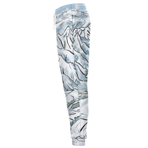 Grand Teton National Park Premium Trail Joggers Hiker Gifts National Parks Apparel Pants Unisex Mens Womens