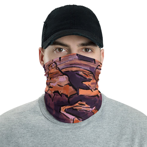 Grand Canyon National Park Neck Gaiter Headband Face Shield