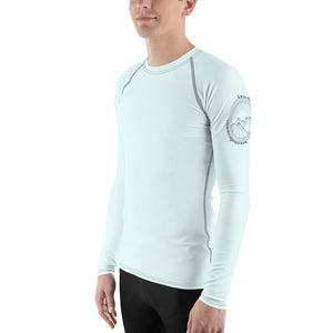 Ice Opt Outside Unisex Rash Guard - Hike Swim Climb Sun Shirt