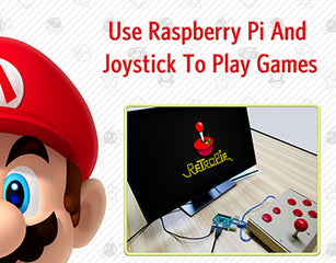 Easily Use Raspberry Pi To Play Games on RetroPie