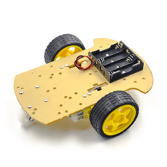 Build Smart Robot Car Chassis Kit