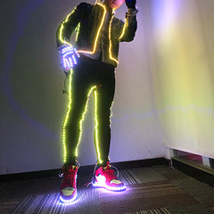 Use WS2812B Make a Suit that Light Up