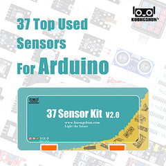 37 Top Used Sensors for Arduino
