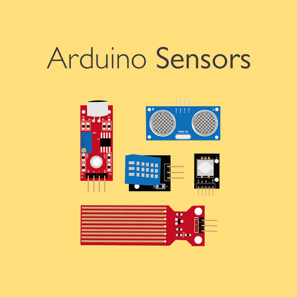 Sensors Compatible with Arduino – Kuongshun Electronic Shop