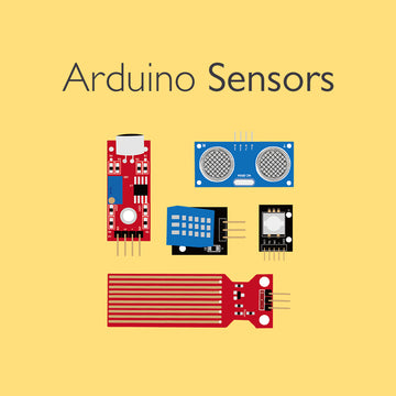 Sensors Compatible with Arduino