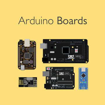 Demoboard Boards Compatible with Arduino