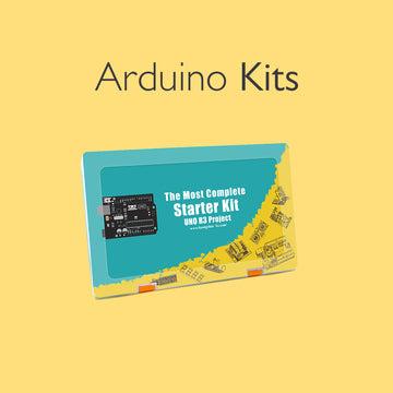 Component Kit Compatible with Arduino