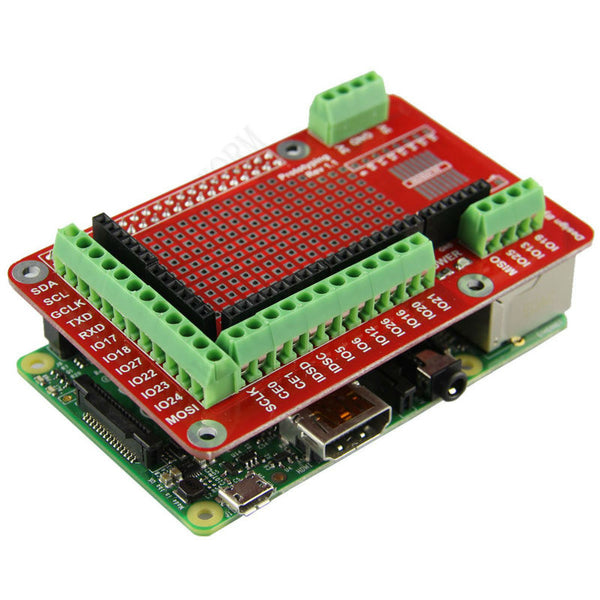 Prototyping Raspberry Pi
