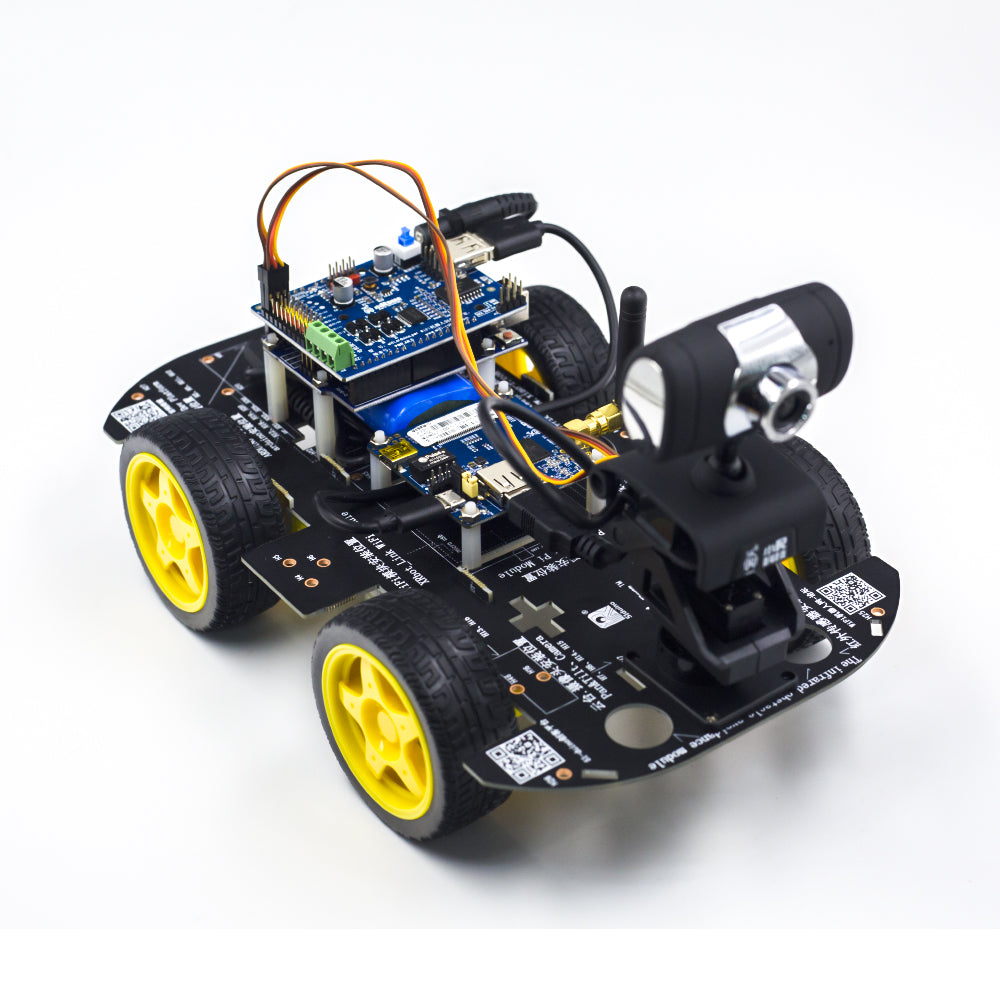 WiFi Wireless Video Robot Car For IOS Android PC – Kuongshun