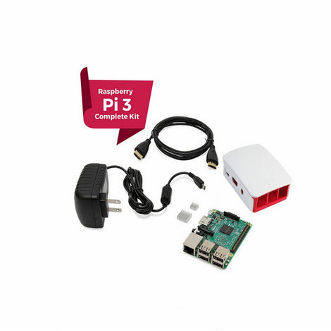 raspberry pi 3 starter kit