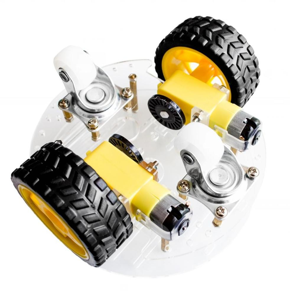 Motor Smart Robot Car Chassis Kit