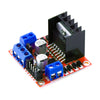 L298N Stepper Motor Driver Board Red