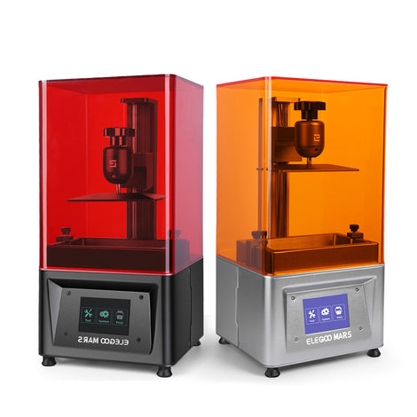 ELEGOO Mars LCD UV Photocuring 3D Printer