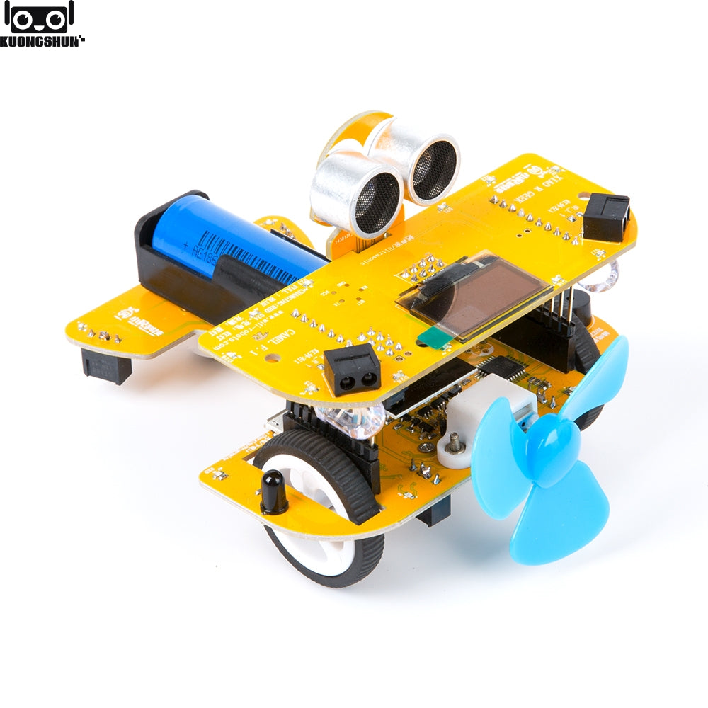 steam education robot