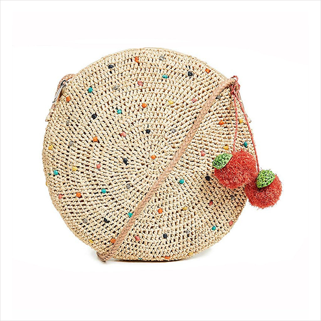 RAFFIA CROSSBODY - ALMA MULTI