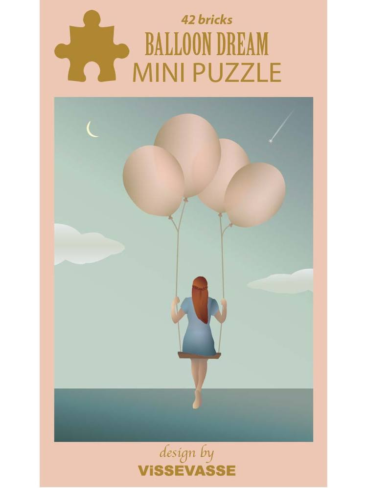 BALLOON DREAM - mini puzzle