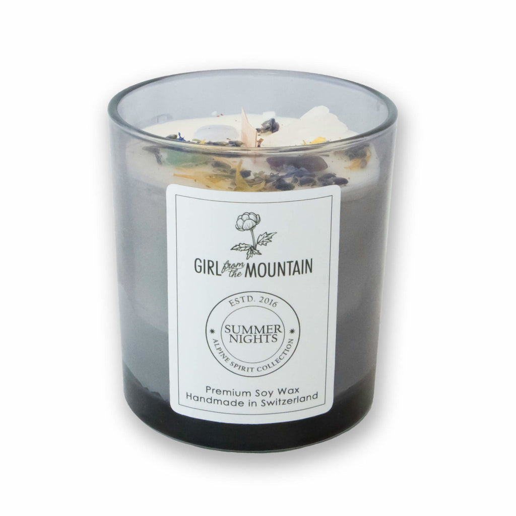 """SUMMER NIGHTS"" CANDLE (ANTI-MOSQUITO)"