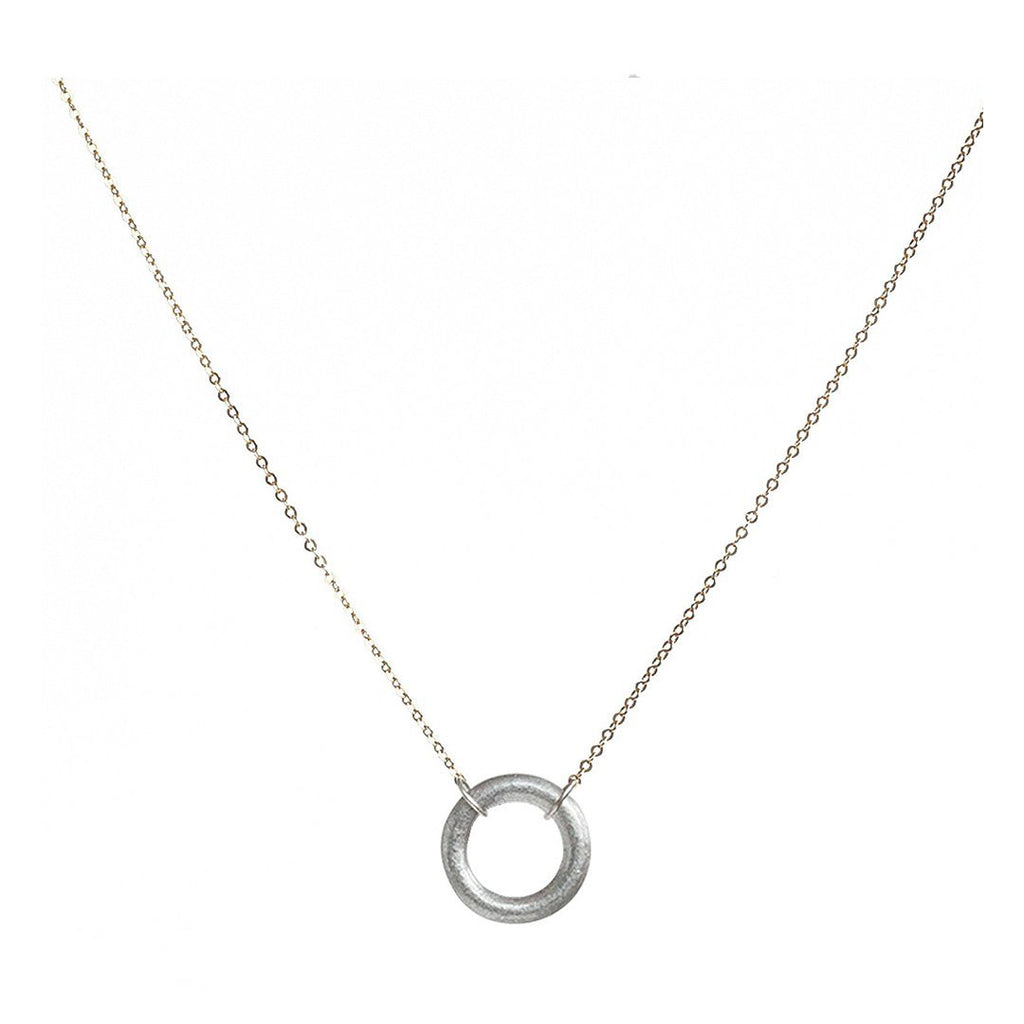 NECKLACE - VIRTUOUS CIRCLE