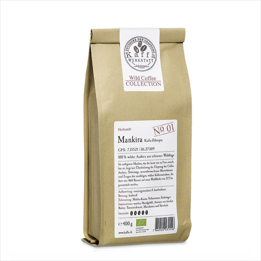 WILD COFFEE COLLECTION MANKIRA BIO