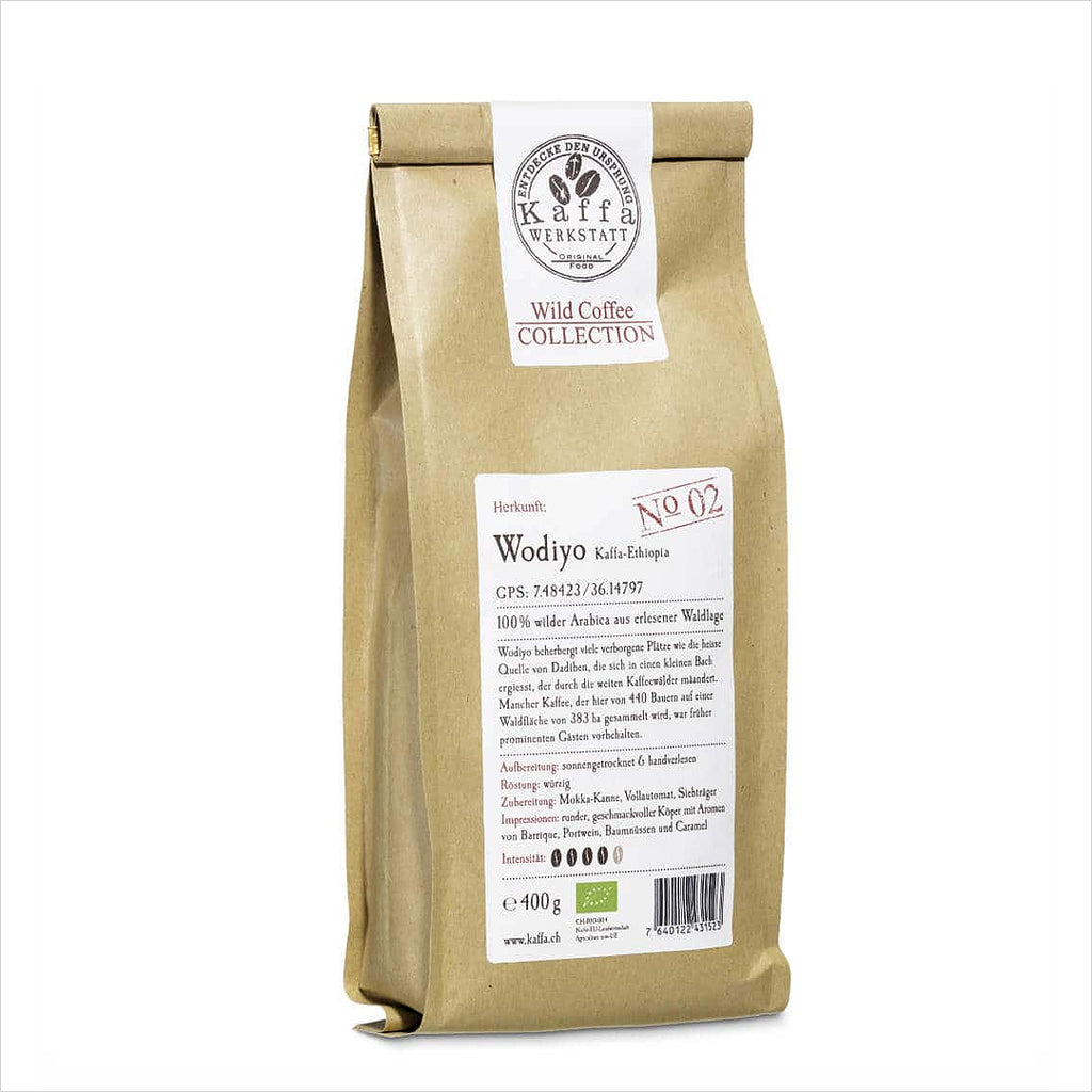 WILD COFFEE COLLECTION WODIYO BIO