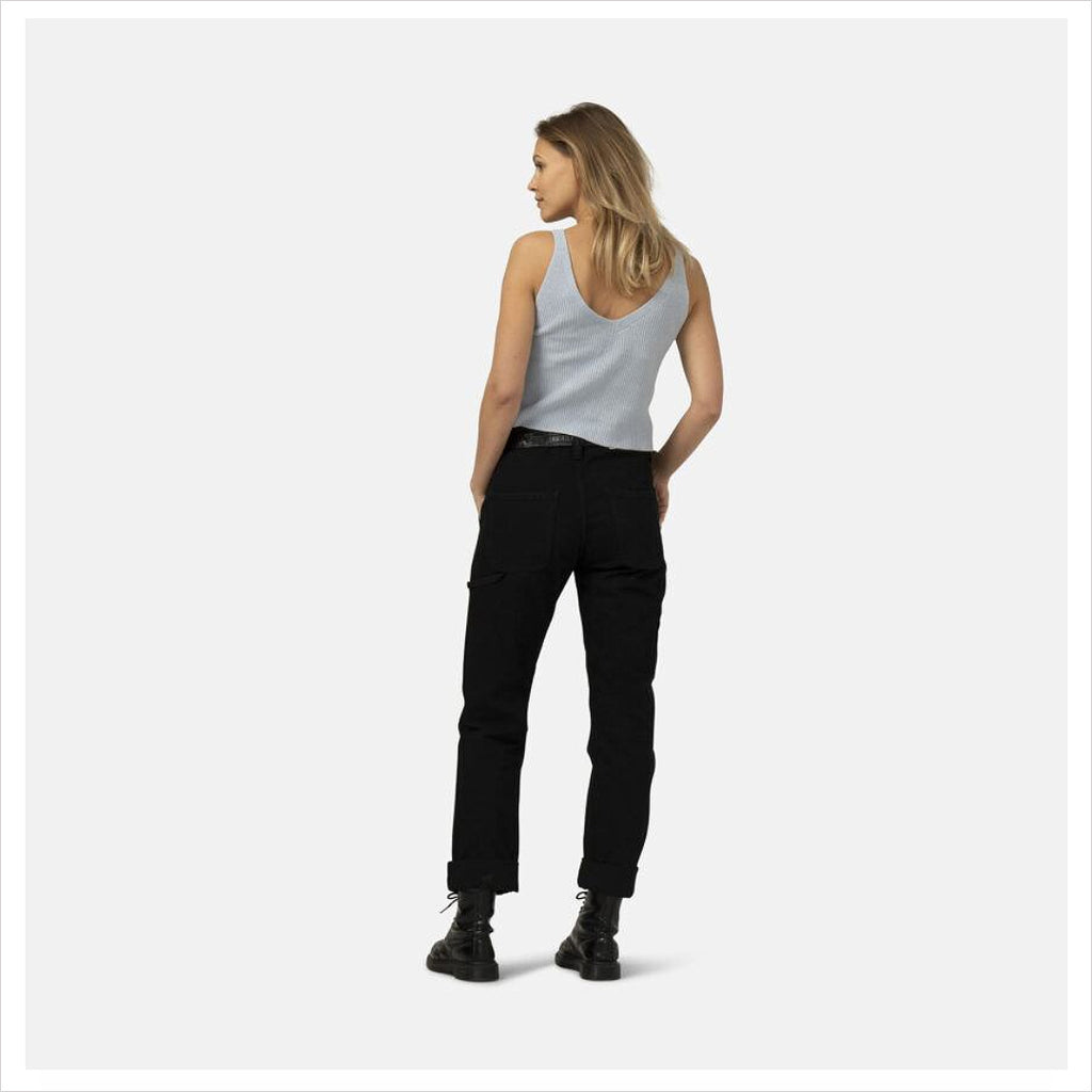 MUD JEANS - WILL WORKS - BLACK