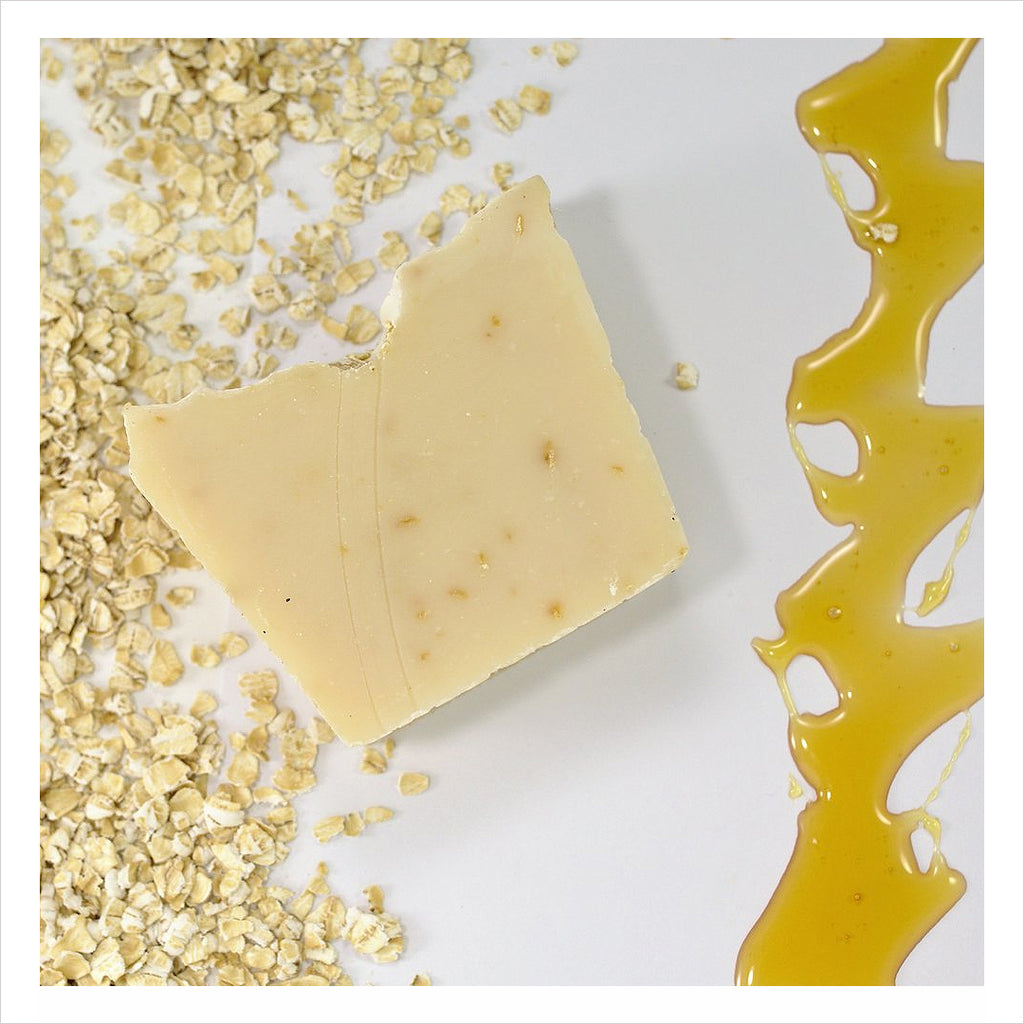 SOAP - HONEY, ALMOND & OATS