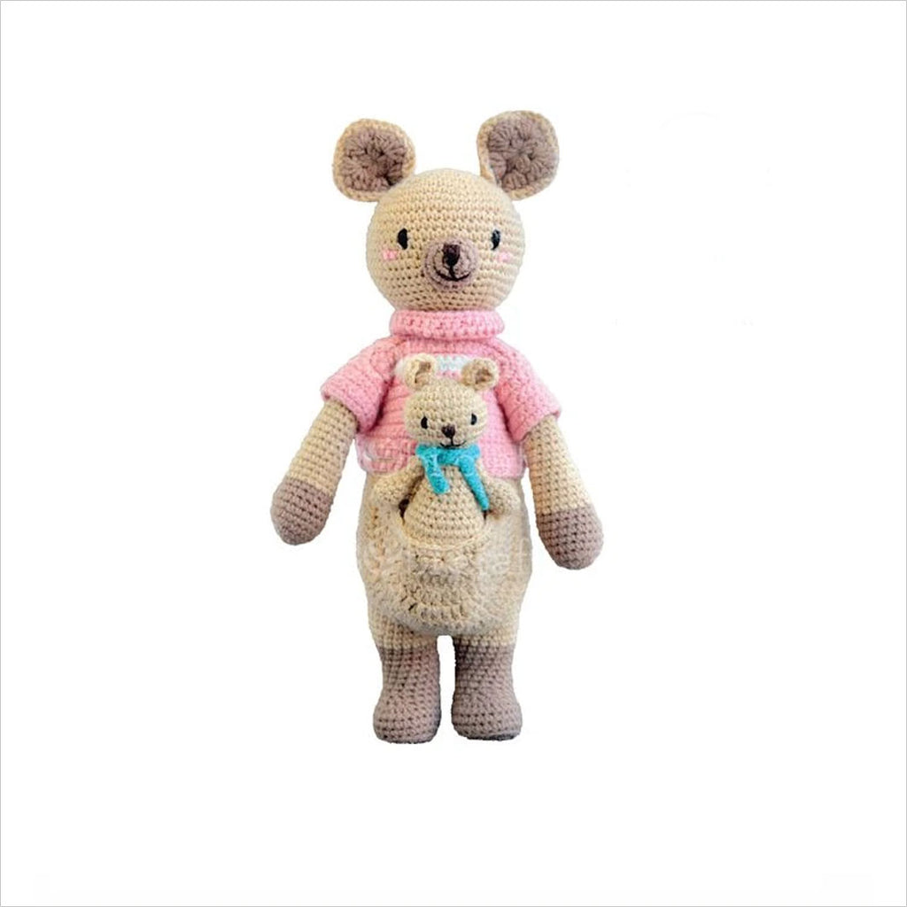 STUFFED TOY - KARO STANDING