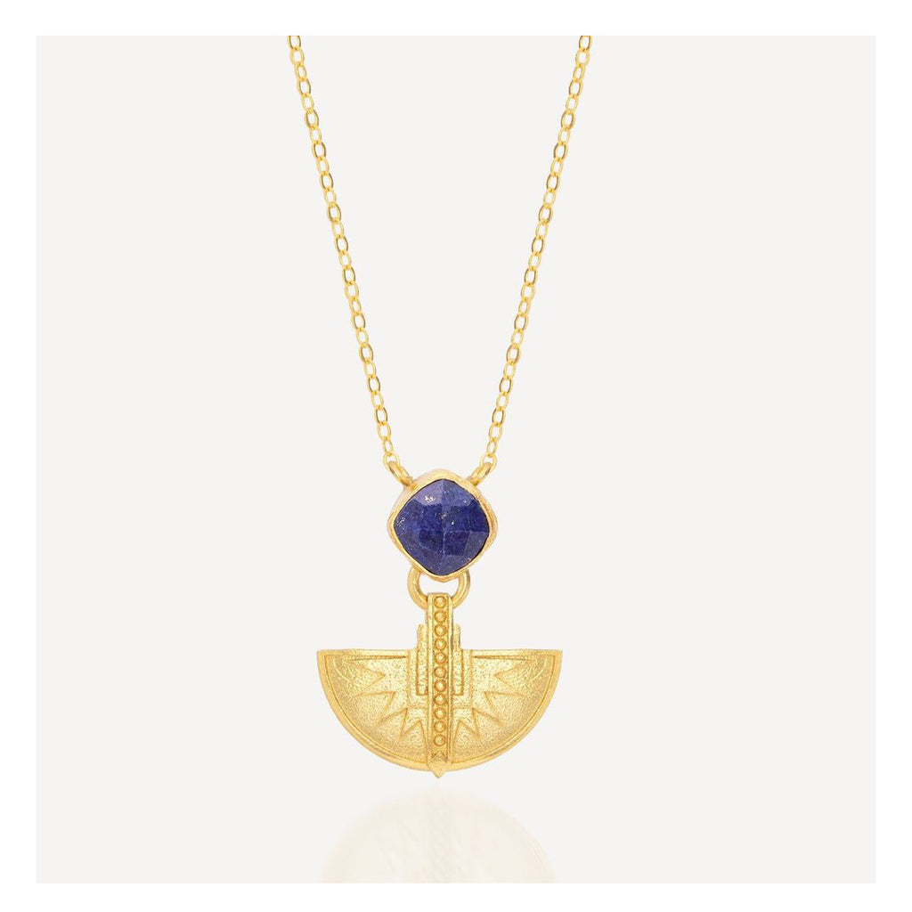 Lapis Stone Necklace