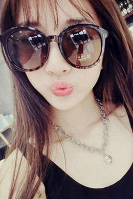 Plain Fashion Women  Sunglasses