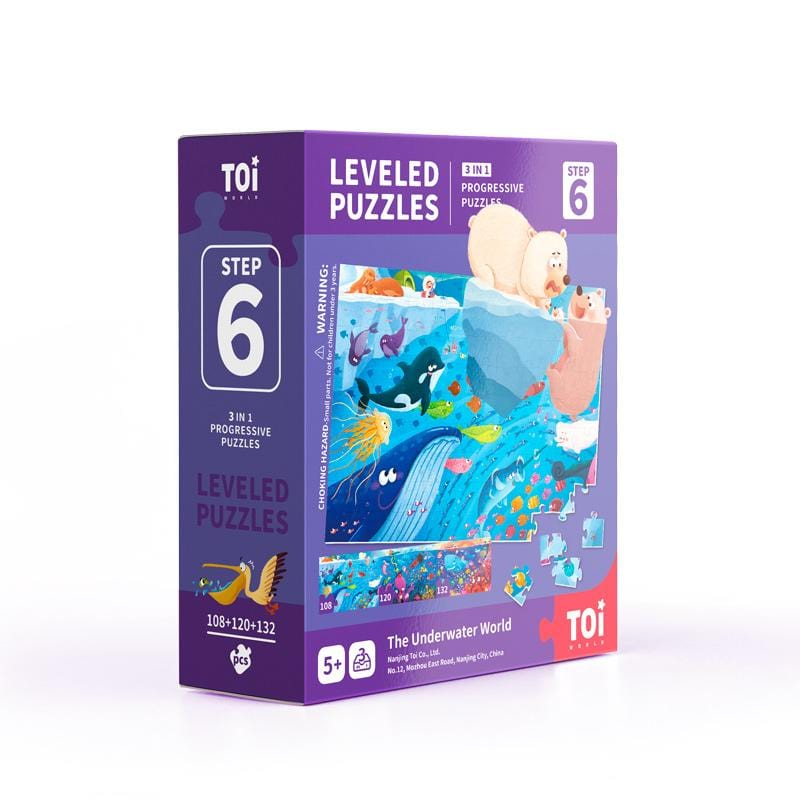 wholesale kids puzzles the underwater world