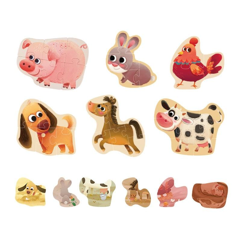 Wholesale puzzles for children